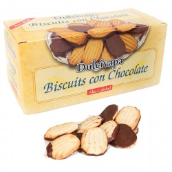 Biscuits con Chocolate...